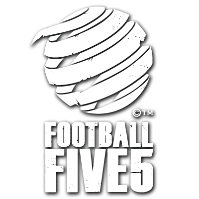 Footbal Fives Logo Drop Shadow
