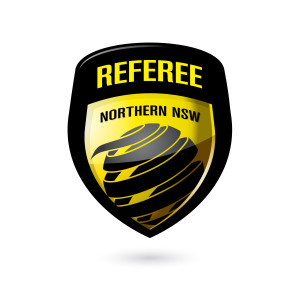 NNSWF Referee Shield