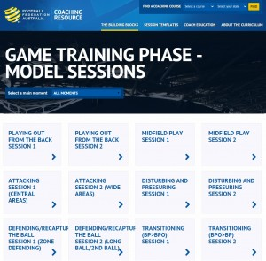 Game Traning Phase Model Sessions