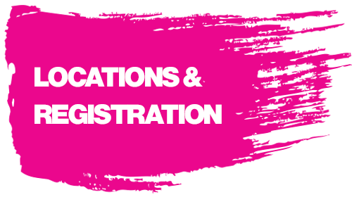 Locations and Registrtions