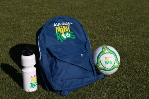 MiniRoos Kick-Off Merchandise Pack