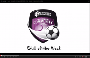 Newcastle Permanent Skill of the Week