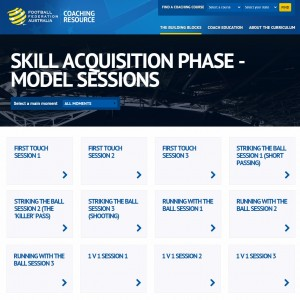 Skill Acquisition Phase Model Sessions