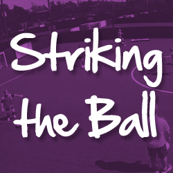 Striking the Ball
