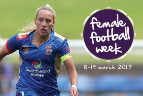 Female Football Week 2017