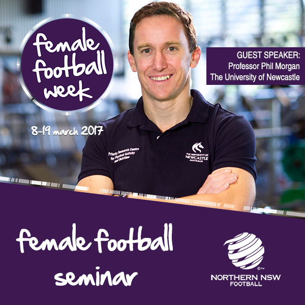 female football seminar