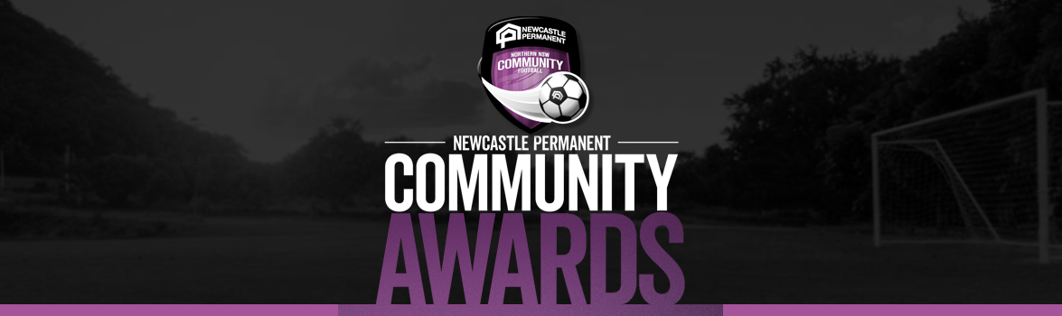 Community Awards banner