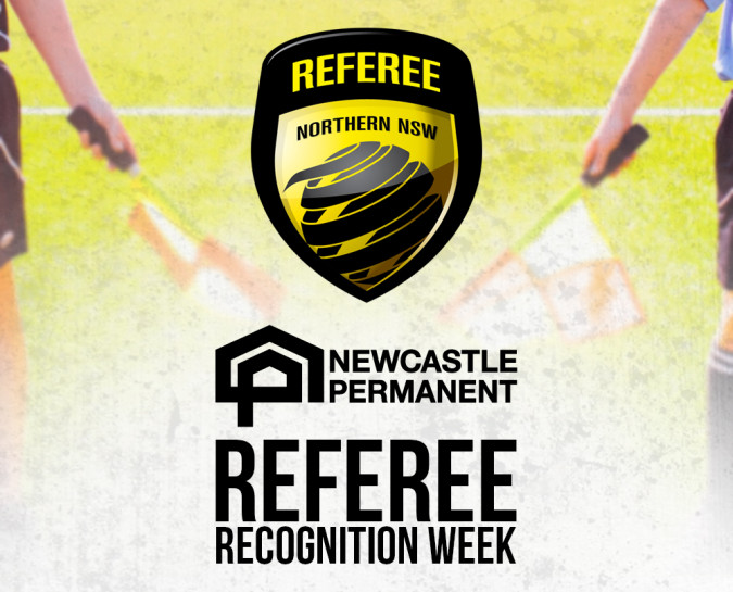 Referee Recognition Week  EDM header