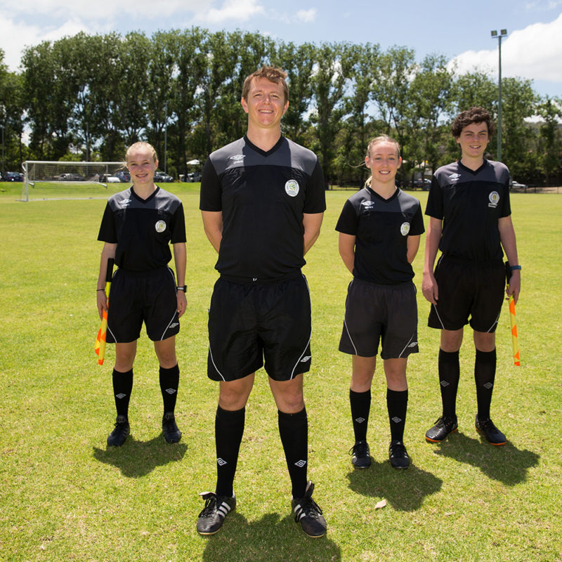 Northern NSW Football Announces 'New Referees Starter Pack